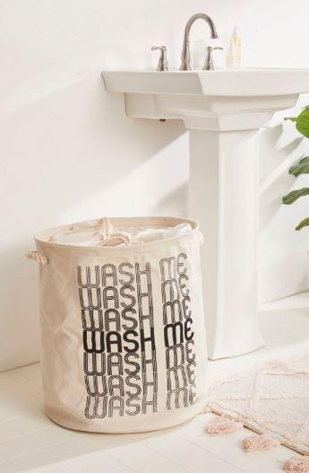 wash me laundry basket