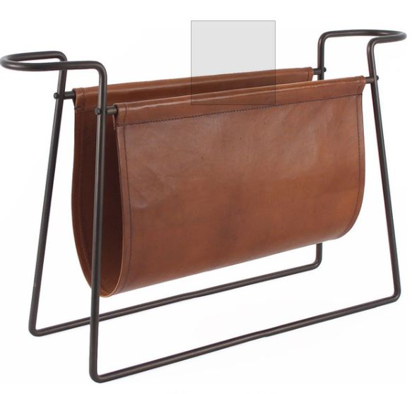 connaught leather rack