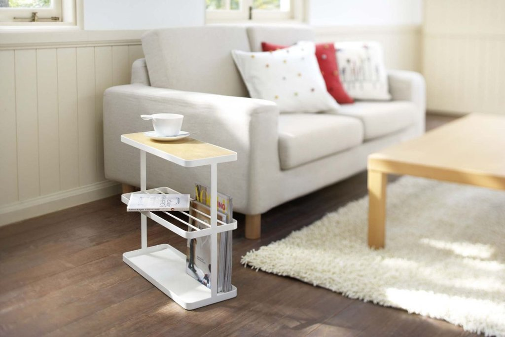 tower side table in colors