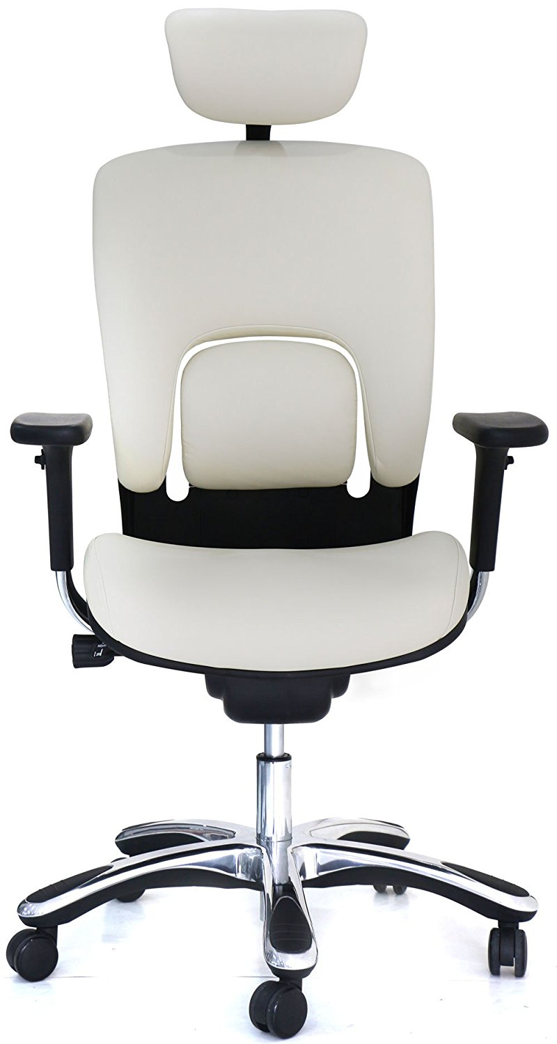GM Leather Ergolux chair