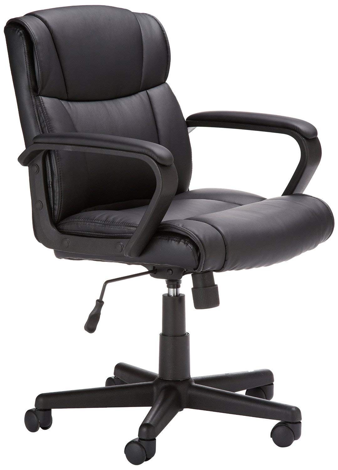 amazon basics mid back chair