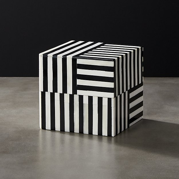 taylor square bone box