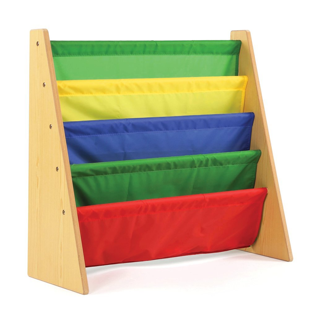 tot tutors book rack