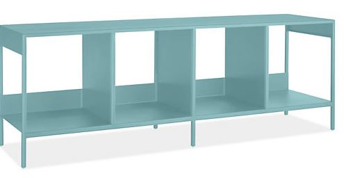 cubby benches in colors