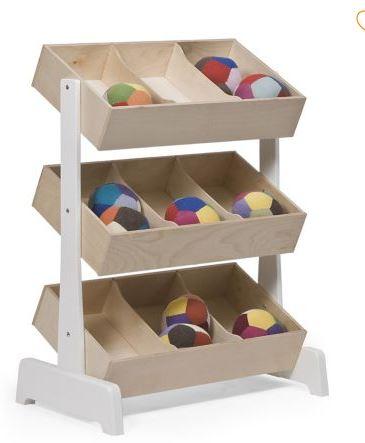 oeuf toy organizer