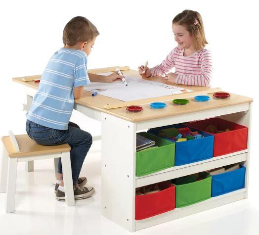 arts & craft table