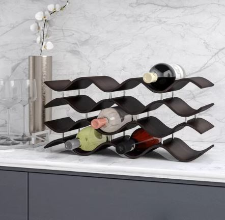wittmer table top rack