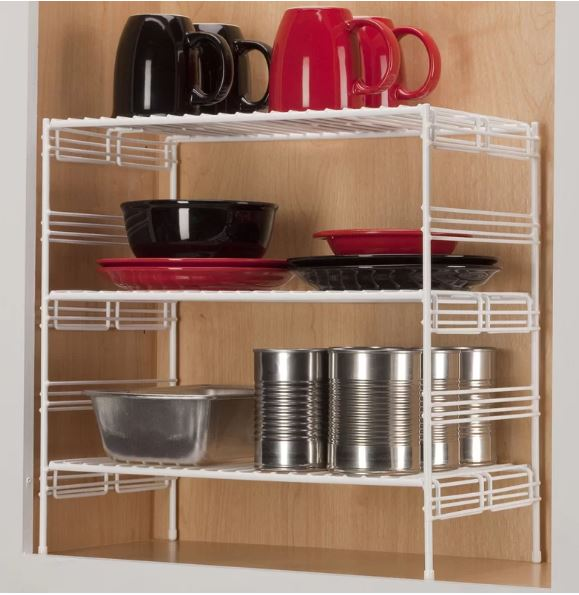 grayline triple helper shelf