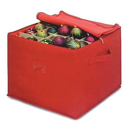 ornament storage box