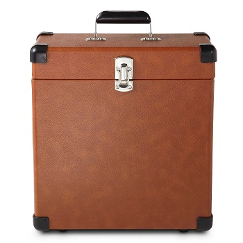 crosley record carrying case