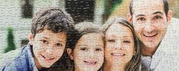 create your portrait puzzle