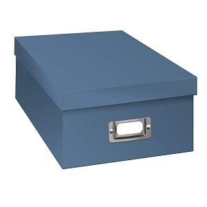 pioneer storage boxes in colors