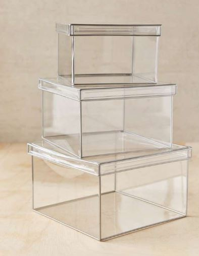 Looker Storage boxes
