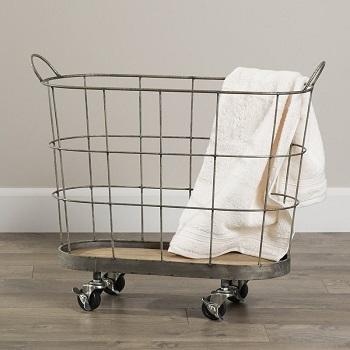 Laskey rolling basket