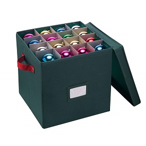 ornament storage chest