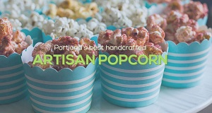 Artisan Popcorn Portland