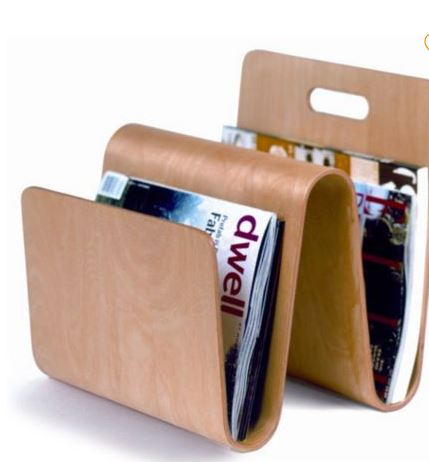 offi birch magazine rack