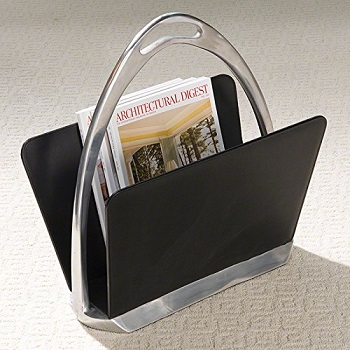 Equestrian Stirrup Leather Holder