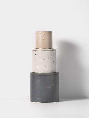 confetti tin boxes