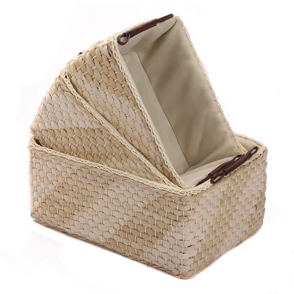 kingwillow storage baskets