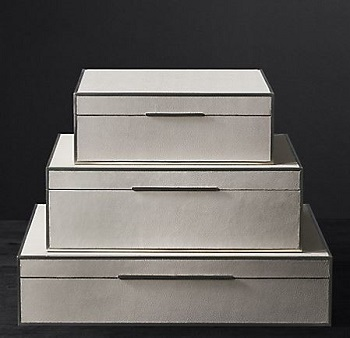 shagreen collection in finishes