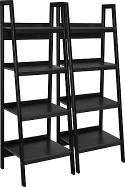 ladder bookcase bundle