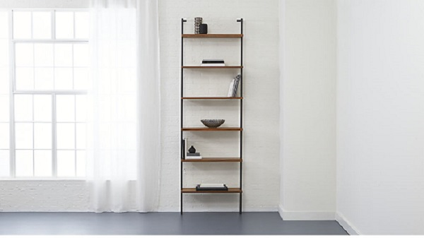 cb2 helix bookcase