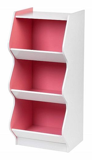 iris curved storage colors