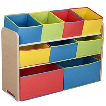 Delta deluxe toy organizer