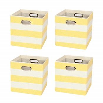 posprica storage cubes colors