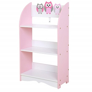 song mics bookcase