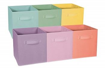 sorbus foldable bins