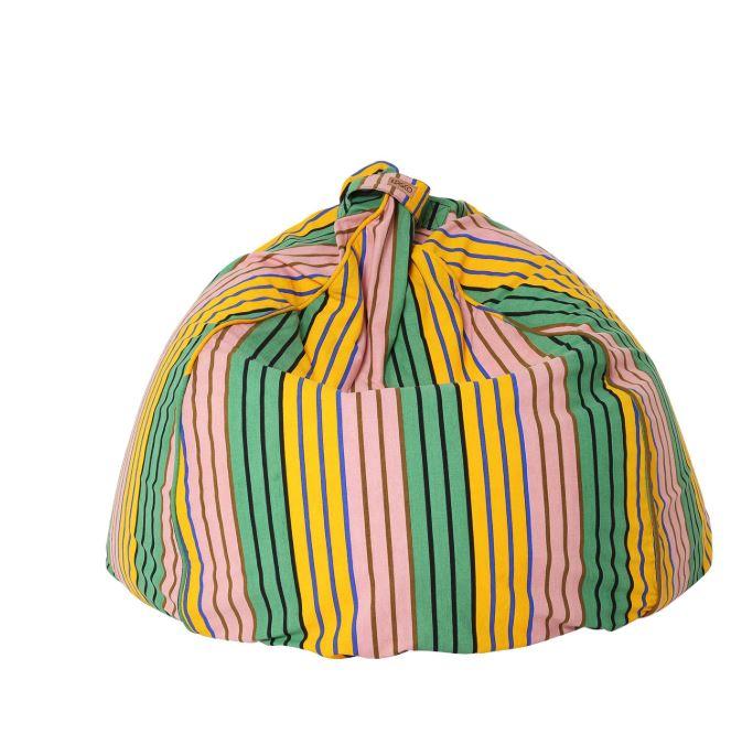Canvas beanbag chair