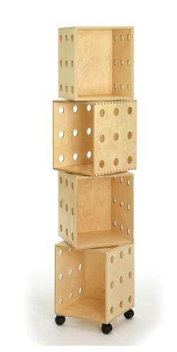 Offi cube unit bookcase