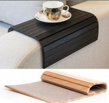 bendable sofa tray table