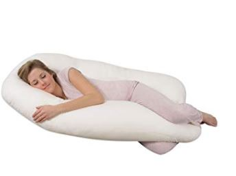 leachco contoured body pillow