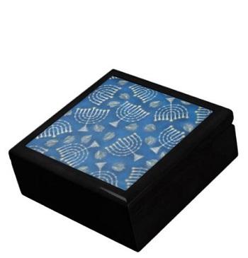 chanukah keepsafe box