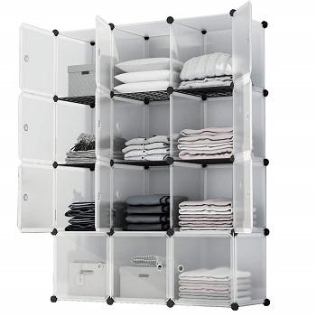 kousi storage shelving