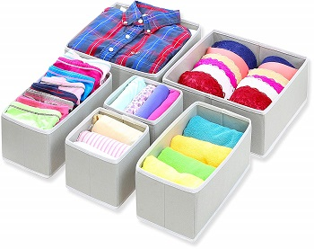 foldable cloth storage boxes