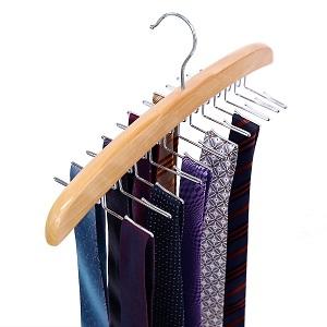 Ohuhu tie rack hanger