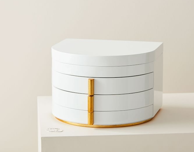 west elm modern lacquer box