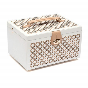 wolf chloe jewelry box