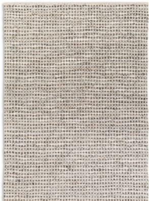 leather rag rug