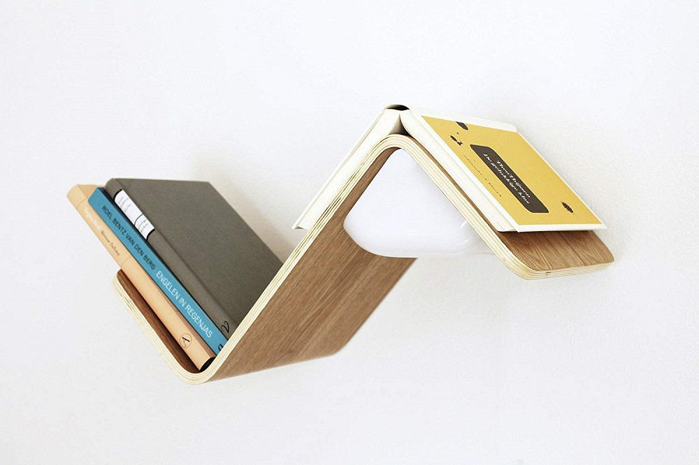 Lililite Light + Bookshelf