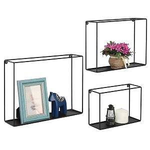 metal frame shadow boxes