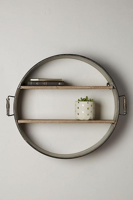 calhoun circular shelf