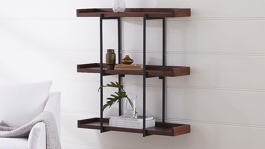 beckett 3-tier shelf