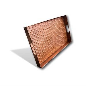 Kauri copper boot tray
