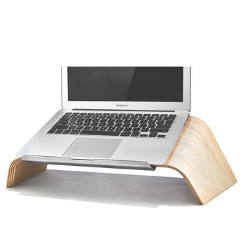 maple laptop stand