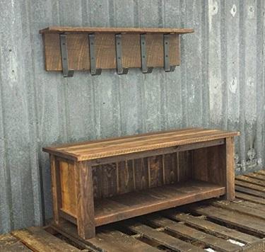 reclaimed barnwood set